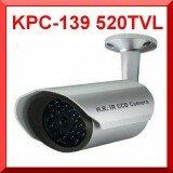 Kamera KPC-139 520TVL